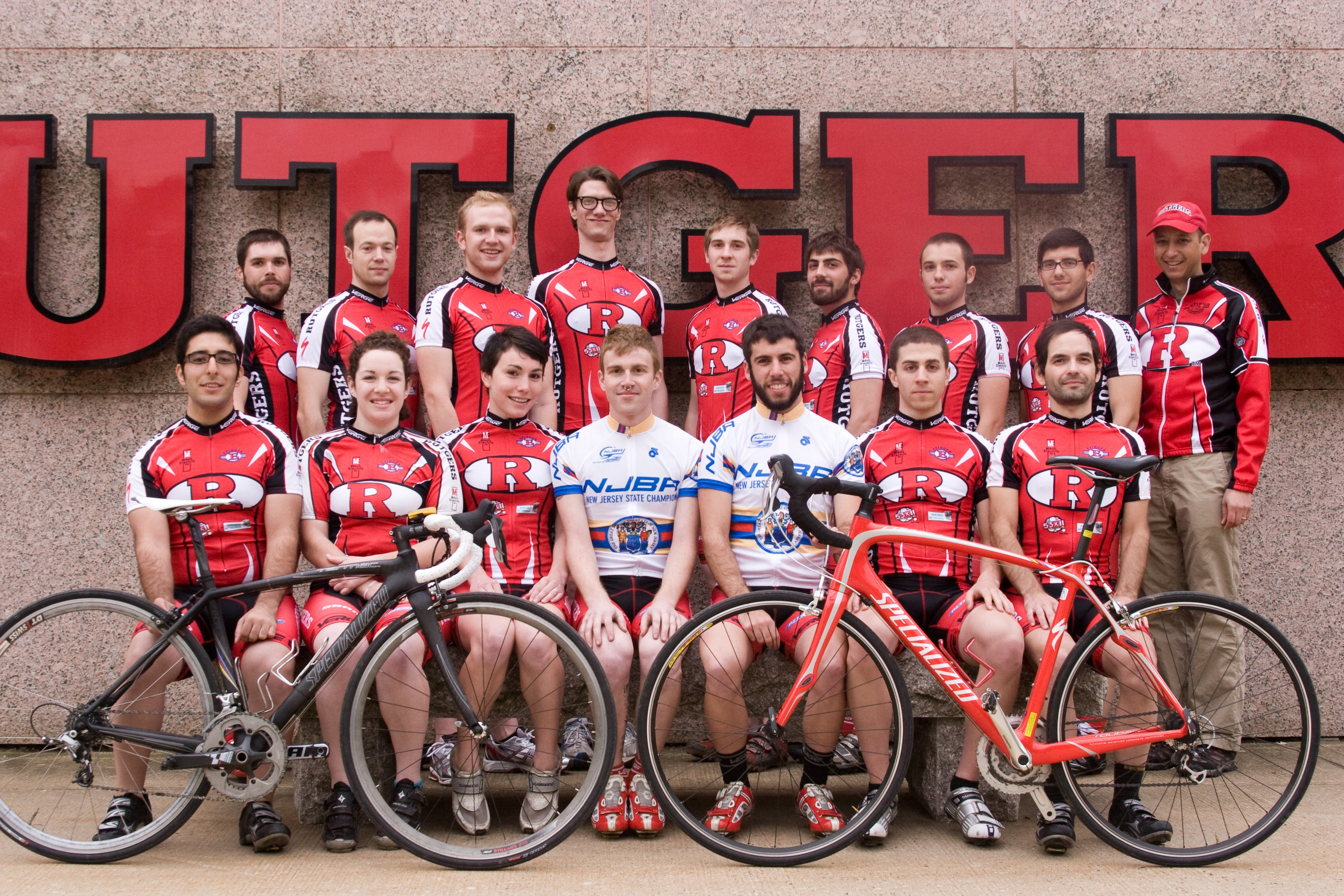 Cycling team1
